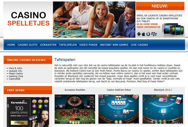 Mvsa holland casino